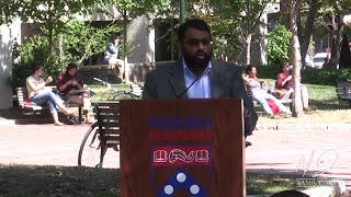 Khutbah: The Role of a Muslim in a Non-Muslim Society ~ Dr. Yasir Qadhi