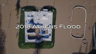 2018 Athens, Ohio Flood