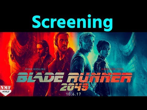 Special Screening Of hollywood Movie Blade Runner | Arjun Kapoor | Taapsee Pannu