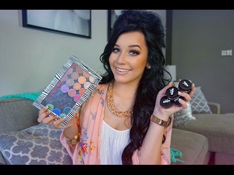 ♡Makeup Geek Eyeshadow Collection | Review & Swatches♡