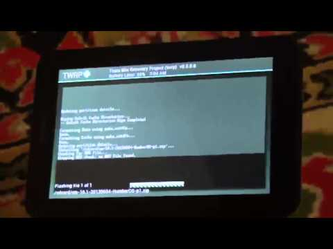 Samsung galaxy Tab P1000 android 4.2.2 HumberOS20130604