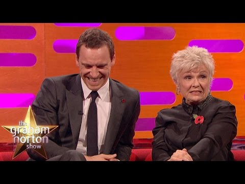 Michael Fassbender Rides An Aroused Prince - The Graham Norton Show