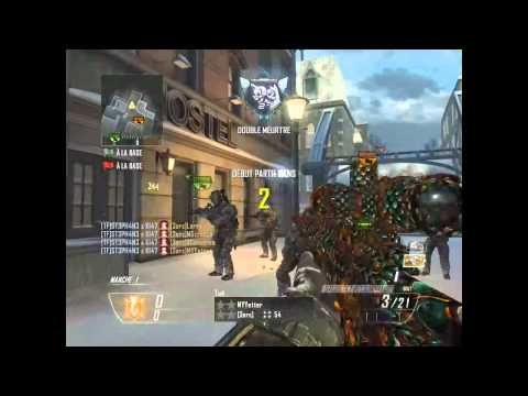 Glitch black ops 2 partie privée + 11 headshot d