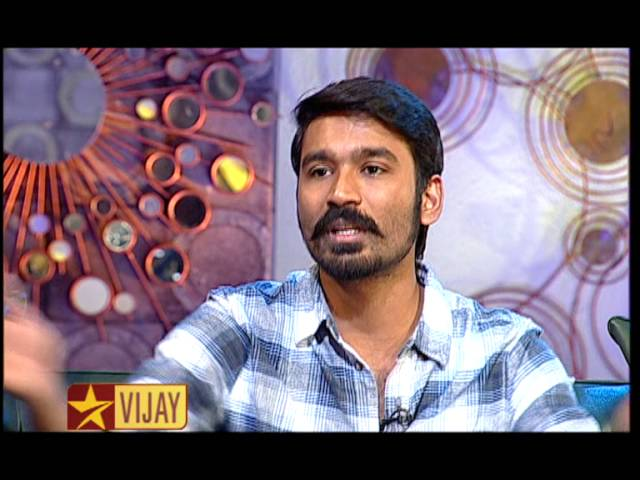 Koffee with DD - Dhanush and K V Anand   22nd February 2015   Promo 3