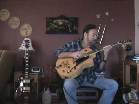 Alabama Jubilee Brian LaChance Guitarist