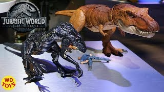 New Jurassic World Fallen Kingdom Toys For Sale Mattel Jurassic World 2 Dinosaur Toys Website