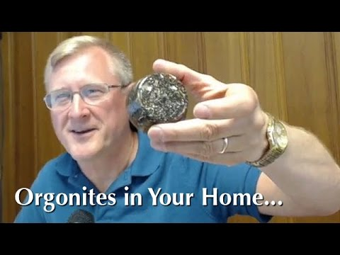 Orgonites In Your Home And In Your Backyard