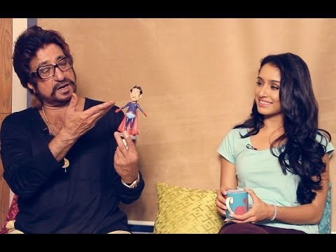 Shraddha Kapoor & Shakti Kapoor REVEAL SECRETS of Bollywood On Freaky Fridays