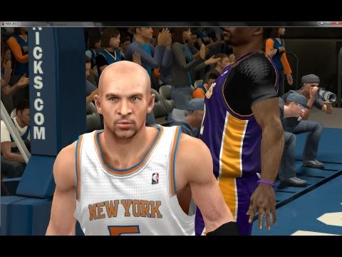 Jason Kidd is the man - 2K13 Live Commentary