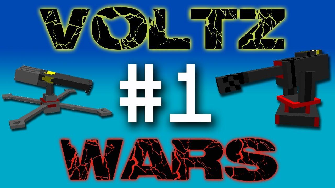 Minecraft Voltz Wars a War