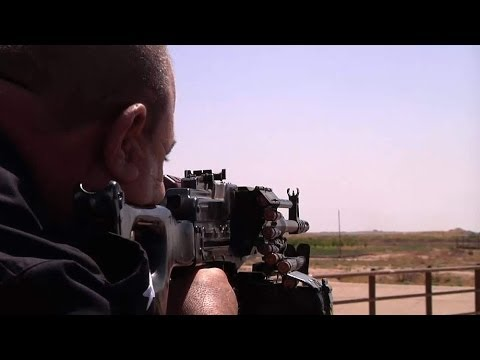 Iraq: Peshmerga Army Holds Off ISIS Outside Kirkuk