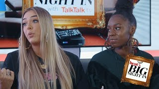 ALL the BTS secrets from X Factor, TOWIE & Love Island! 😱 heat's Big Night In with TalkTalk TV Ep 9
