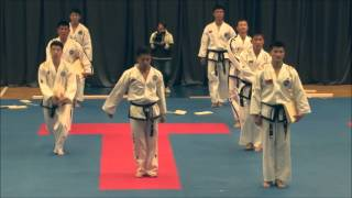 Download Lagu North Korea Taekwon do ITF (Taekwondo techniques) Gratis STAFABAND
