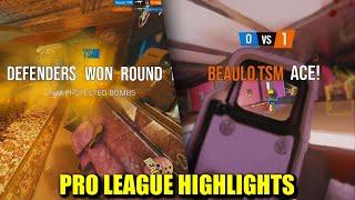 The Intensity of Pro League - Rainbow Six Siege