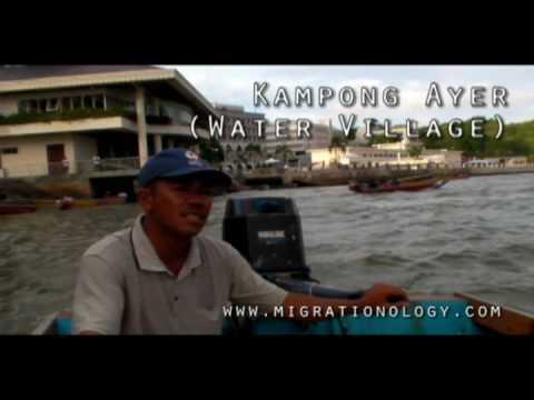 Tourism in the Capital of Brunei - Bandar Seri Begawan