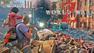 WORLD WAR Z - NEW YORK COMPLETO || CO-OP  ft.  HAGAZO