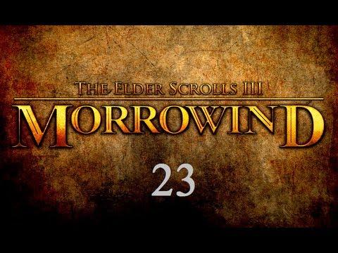 Zagrajmy w Morrowind #23 - Problemy handlarzy w Ald'ruhn