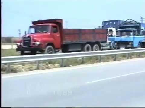 Kapikule 1989 Bulgaristan sınırı