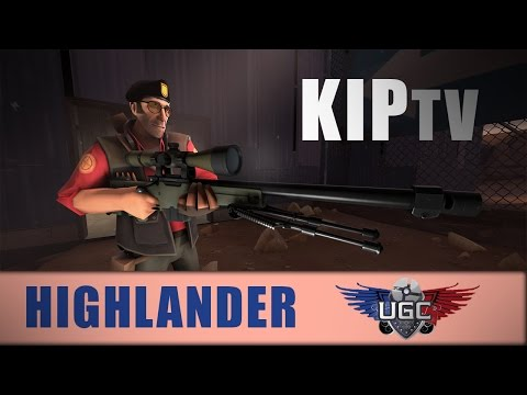 ETF2L Highlander Open- Guys We Made it vs. The Platinum Effect