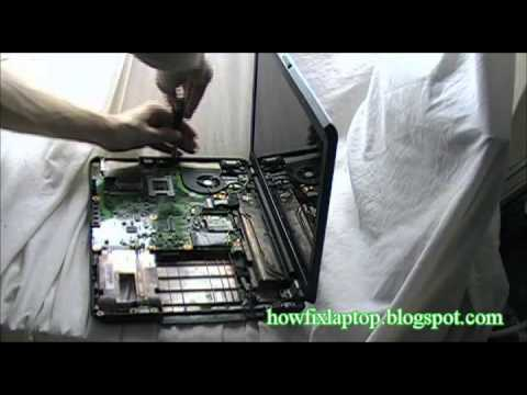toshiba l300 assembly & disassembly