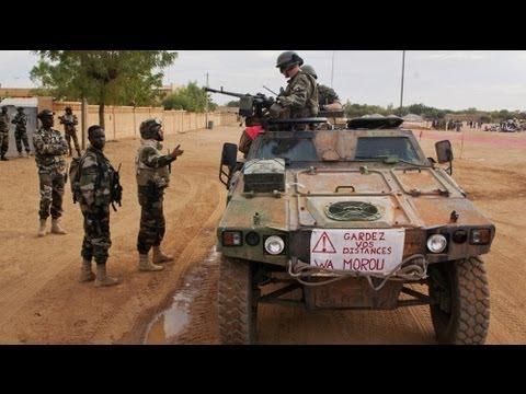 0 Second suicide attack in Mali