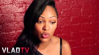 Meagan Good on Difficulty of Nude Roles
