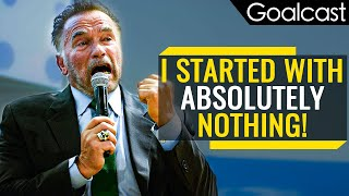 Arnold Schwarzenegger's Most Inspiring Speech (Motivation) | Goalcast