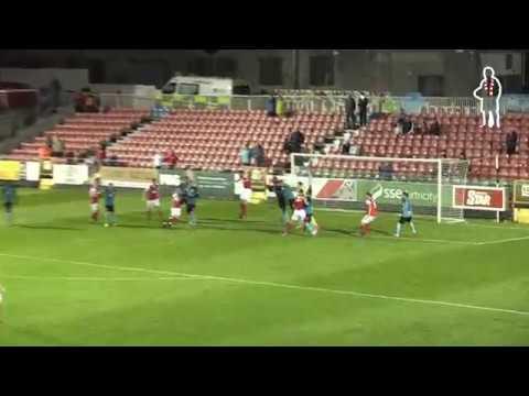 Goal: David Webster (vs Sligo Rovers 16/08/2019)