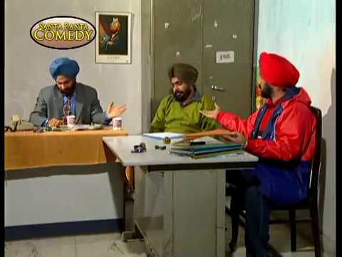 Ghuggi , Sudesh Lehri ,deepak Raja And Santa Banta Comedy video