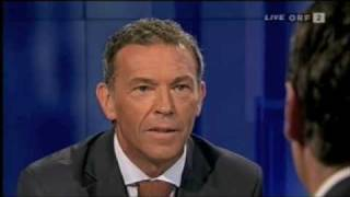 "COMPILED: Jörg Haider vs. H.C. Strache in ""Konfrontationen"" (one of his last appearances on TV)"