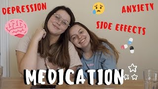 MEDICATION - Anti-depressants, Anxiety + Acne | Taboo Tuesdays #6 | Charlotte Emily