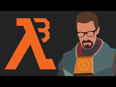 Half-Life 3 - Такой Она Могла Быть в 2017 Году. Графика На Новом Движке.