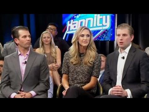 The Trump family on helping young people get ahead
