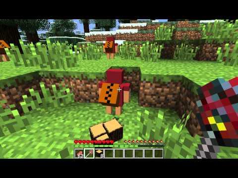 Minecraft Mody - Minions Mod