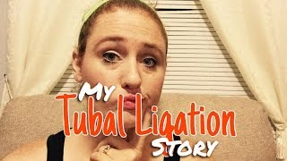MY TUBAL LIGATION STORY || Tubal Reversal Mom