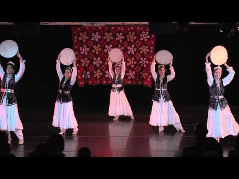 Raghse Daf By Nomad Dancers - Persian-azeri Fusion Dance video