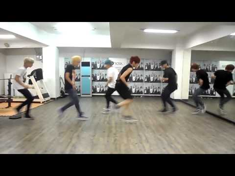 Teen Top - Be Ma Girl (dance Practice) video