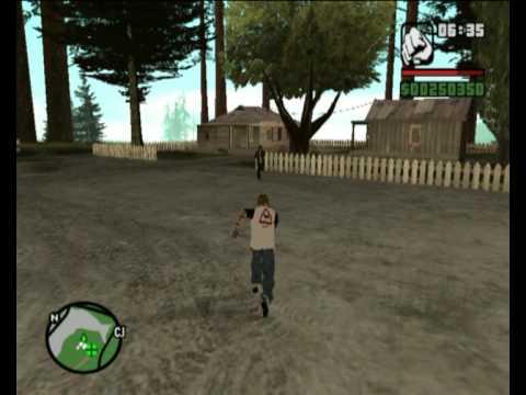 GTA San Andreas Myth Mod