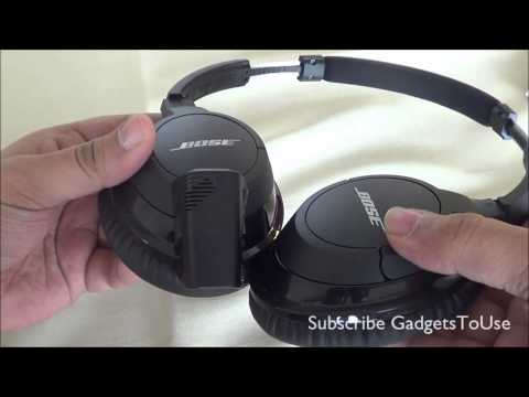 Bose Ae2W Hands on Review Bluetooth Headphones With Noise Cancellation