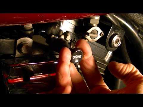 Harley Davidson Choke Cable Tension Adjustment