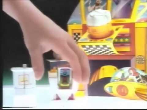 McRobots (McDonald's)