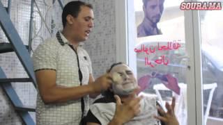 jamal & nour din avec zain arab scitx : Coiffure جمال و نور الدين بمشاركة زين العرب سكتش = الحلاق