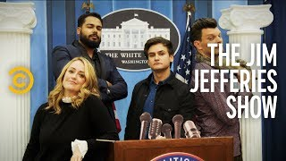 Searching for Bipartianship in Times of Unrest - The Jim Jefferies Show