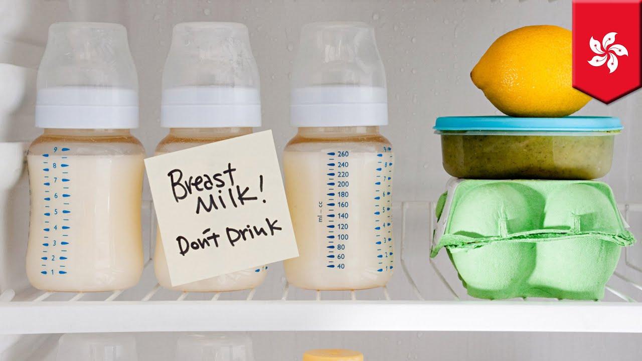 Как сделать грудное молоко в домашних условиях