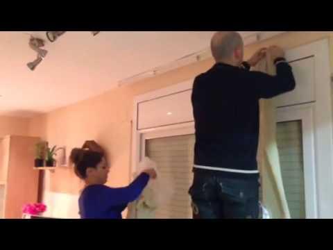 Como colgar unas cortinas youtube - Como colgar unas cortinas ...