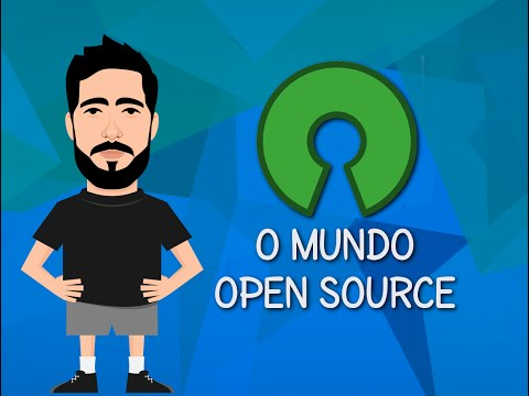 O MUNDO OPEN SOURCE
