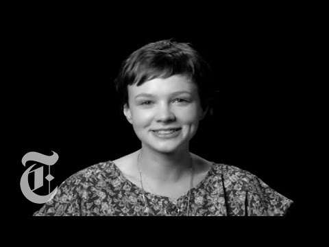 Screen Test: Carey Mulligan - NYTimes.com/Video