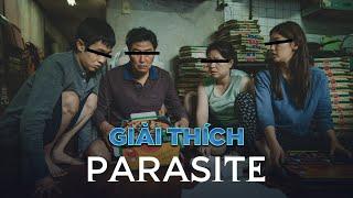 Ký Sinh Trùng - Parasite: Ý NGHĨA NHỮNG HÌNH ẢNH ẨN DỤ