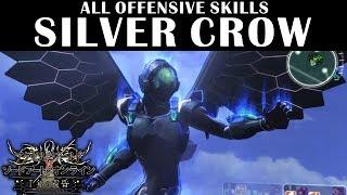 Silver Crow All Skills - Accel World vs Sword Art Online