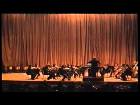Tchaikovsky Serenade for Strings last movement